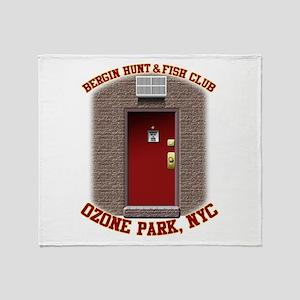 BH&FC Throw Blanket