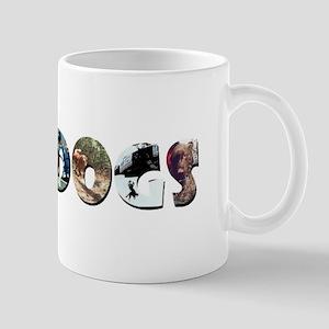 SAR-Dogs Logo Mug
