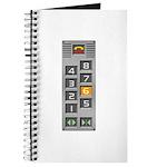 elevator buttons Journal