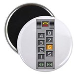 elevator buttons Magnet