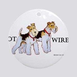 Got Wires? Ornament (Round)