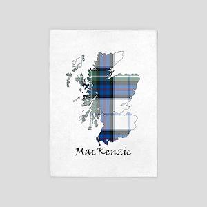 Map-MacKenzie dress 5'x7'Area Rug