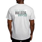 San Diego Bulldog Rescue Ash Grey T-Shirt