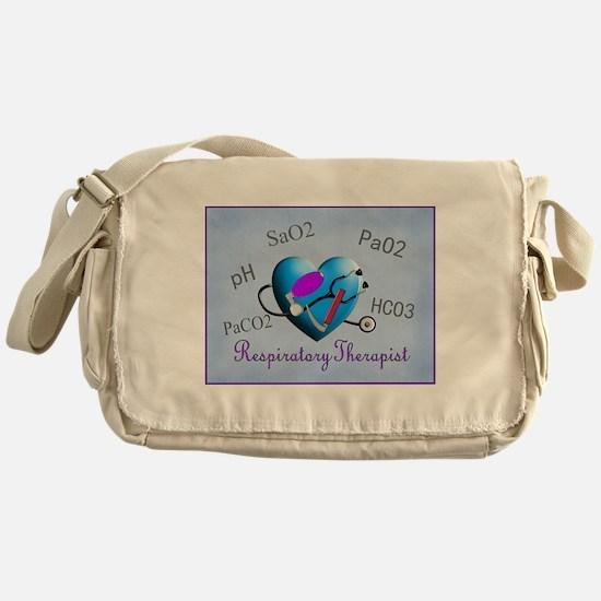 Respiratory Therapy XXX Messenger Bag