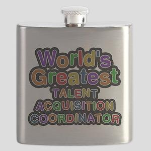 Worlds Greatest TALENT ACQUISITION COORDINATOR Fla