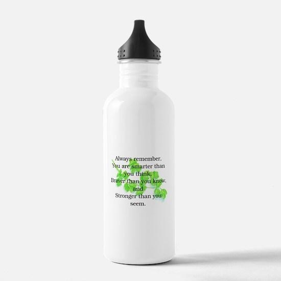 ALWAYS REMEMBER.. Water Bottle