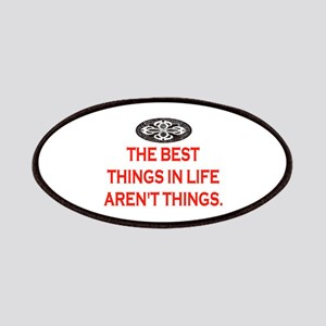 BEST THINGS IN LIFE Patches