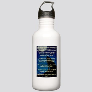 CHEROKEE LESSON Stainless Water Bottle 1.0L