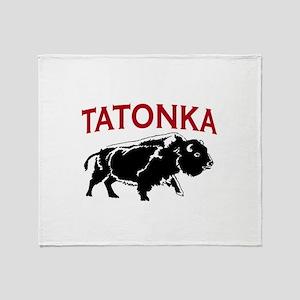 TATONKA Throw Blanket