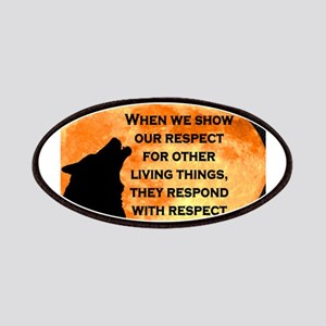 SHOW RESPECT FOR ALL Patches