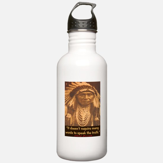 SPEAK THE TRUTH Water Bottle