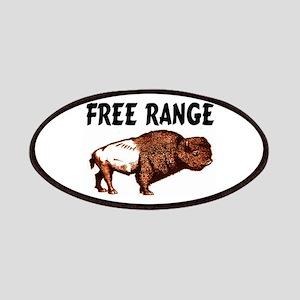 FREE RANGE Patches