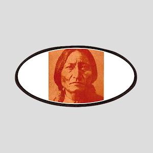 SITTING BULL (Orange) Patches