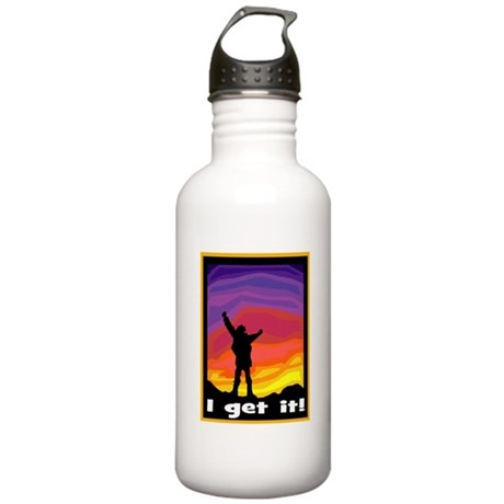 I GET IT! Stainless Water Bottle 1.0L