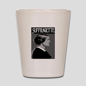 SUFFRAGETTE Shot Glass