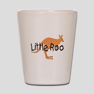 LITTLE ROO - BROWN ROO Shot Glass