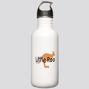 LITTLE ROO - BROWN ROO Stainless Water Bottle 1.0L