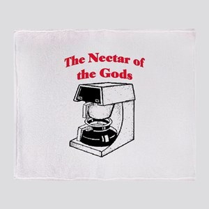 NECTAR OF THE GODS Throw Blanket