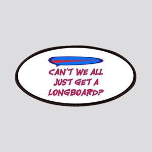 GET A LONG BOARD Patches