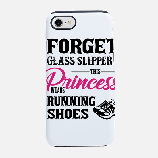 This Princess Wears Running Sh iPhone 7 Tough Case