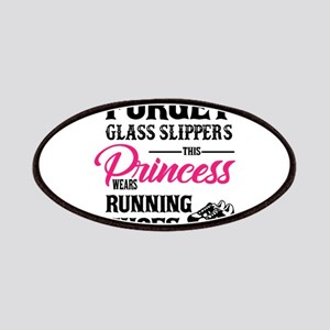This Princess Wears Running Shoes Patch
