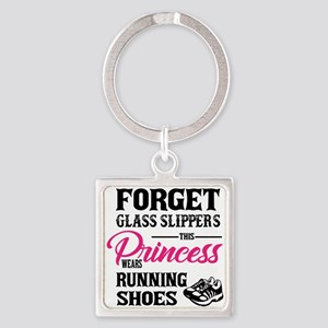 This Princess Wears Running Shoes Keychains