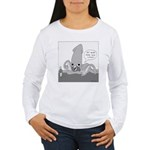 The Cracken (no text) Women's Long Sleeve T-Shirt