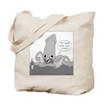 The Cracken (no text) Tote Bag