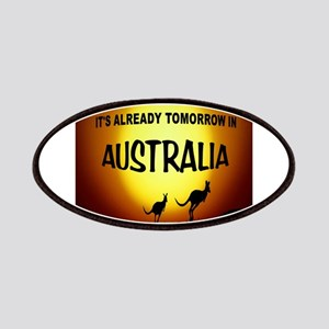 DOWN UNDER Patches