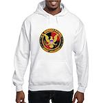 US Border Patrol Hooded Sweatshirt