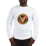 US Border Patrol Long Sleeve T-Shirt