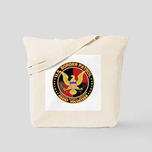 US Border Patrol  Tote Bag