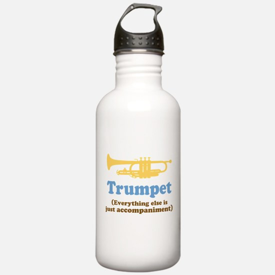Trumpet Gift (Funny) Water Bottle