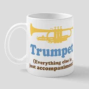 Trumpet Gift (Funny) Mug