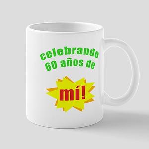 Celebrando 60 Mug