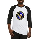 US Border Patrol Baseball Jersey