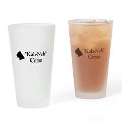 Kah Ney Corso Drinking Glass