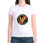US Border Patrol Jr. Ringer T-Shirt