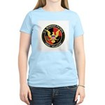 US Border Patrol Women's Pink T-Shirt