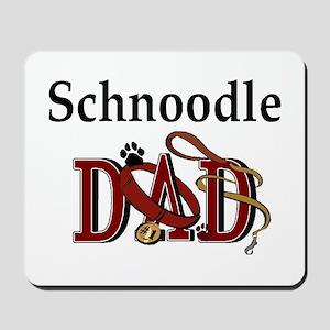 Schnoodle Dad Mousepad