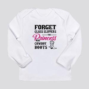 This Princess Wears Cowboy Boo Long Sleeve T-Shirt