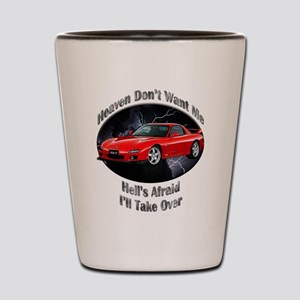 Mazda RX-7 Shot Glass