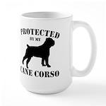 Cane Corso Large Mug