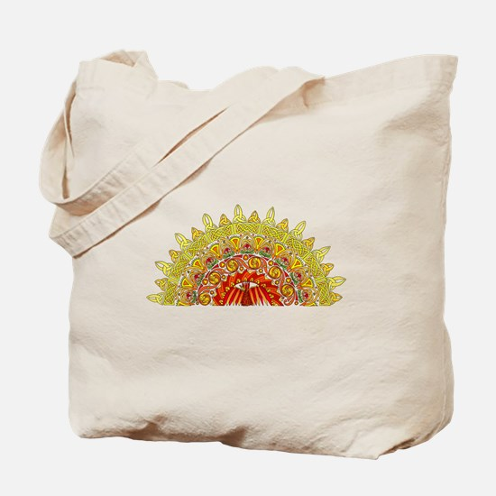 Celtic Dawn Tote Bag