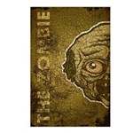 The Zombie (Distressed) Postcards (Package of 8)