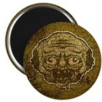 The Zombie (Distressed) Magnet