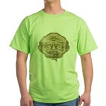 The Zombie (Distressed) Green T-Shirt