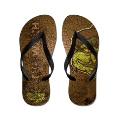 The Witch (Distressed) Flip Flops