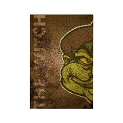 The Witch (Distressed) Rectangle Magnet (10 pack)