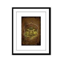 The Witch (Distressed) Framed Panel Print